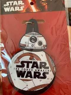 Star Wars BB8 Keychain