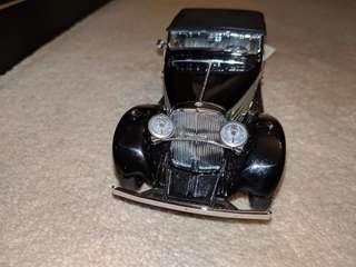 Franklin Mint 1939 Die Cast Maybach Zeppelin Model Car