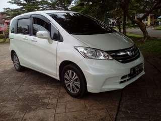 Honda freed sd ac db th 2013
