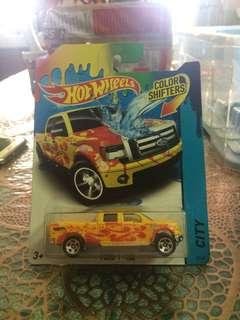 Hot Wheels - Ford F-150 | Color Shifter