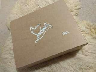 Christian Louboutin Box