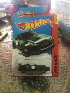 Hot Wheels - 15' Jaguar F Type Project 7
