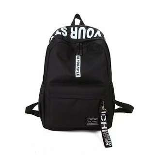 Be your backpack ransel fashion