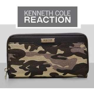 Original Kenneth Cole Camo Women's Wallet FreeShip CashOnDelivery