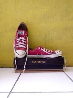 Sepatu converse original second mulus