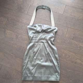 Meski halter diamond dress REDUCED TO $20‼️