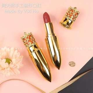 Custom made LIPSTICK  with CLASSIC CASING