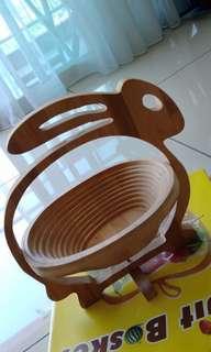 Fruit basket (Rabbit)
