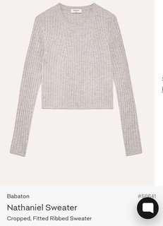 Babaton Nathaniel sweater