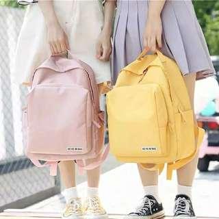Pam davis backpack (muat banyak)