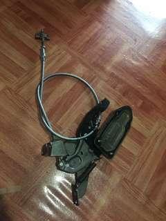 foot brake brake kaki L9
