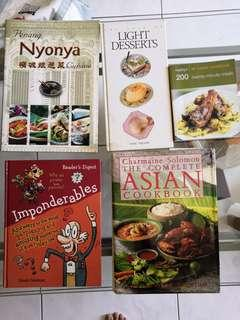 Assorted books that No longer spark joy #JAN50