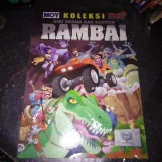 Koleksi siri drama dan kartun moy apo Rambai