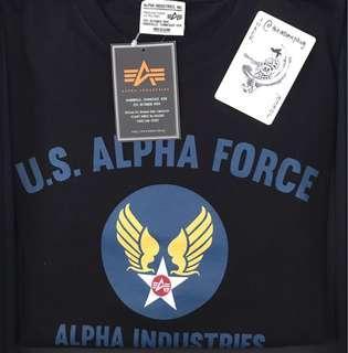 Alpha Industries Longsleeve Tee