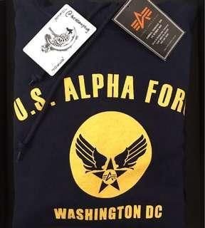 Alpha Industries Hoodie