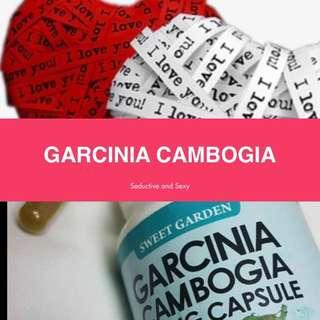 Sweet Garden Garcinia Cambogia