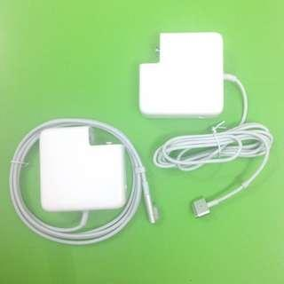 "Apple Macbook Air / Pro Charger Adapter Magsafe 1 / 2 (45W 60W 85W) Early Mid Late 2007 2008 2009 2010 2011 2012 2013 2014 2015 2016 2017 11"" 13"" 15"" 17"" (Retina / Non- Retina) All Model"