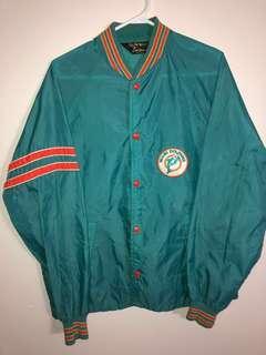 Vintage Miami Dolphins Thin Jacket