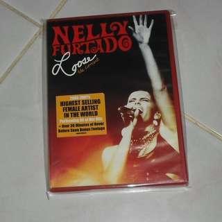 nelly furtado concert dvd