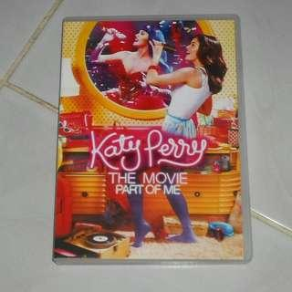 katy perry concert dvd