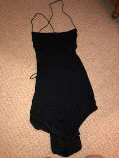 Brandy bodysuit one size
