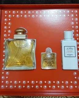 🚚 Hermes愛馬仕24 Faubourg相遇法布街24號女性淡香精50ML+7.5ML 禮盒