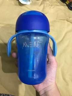 AVENT 水杯 把手是另外買的 有購買兒童水壺可索取