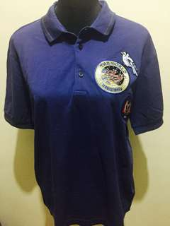 dacf796164a Authentic Dolce and Gabanna Shirt with Collar in Dark Blue