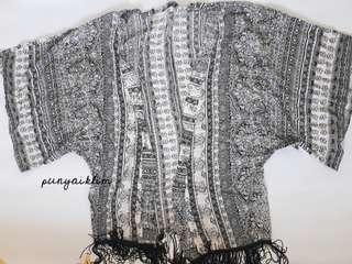 #CNY2019 Kimono Motif Oversize