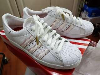 50% OFF Limited Edition Adidas Originals Superstar CNY 2018 Year Of The Dog US7.5