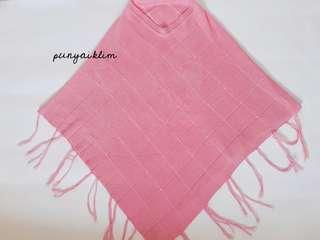 #CNY2019 Sweater Ponco Rajut