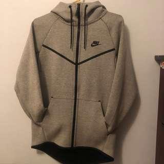 Nike tech fleece zip up
