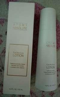 Atomy Lotion  for moisturizer and whitening