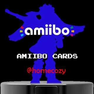 Customised Amiibo Card (Brand New)