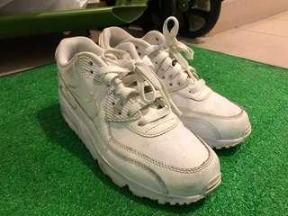 Nike Air Max 90 leather kid's Shoes