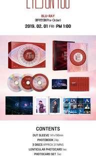 (nonprofit) GOT7 Eyes On You DVD & Blu-ray