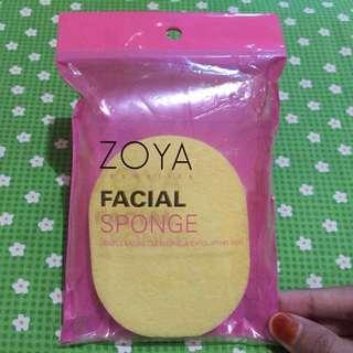 Zoya Facial Sponge
