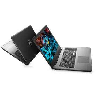 DELL 5567 Intel i5-7200U 7th Generation Processor 8GB, DDR4,256GBSolid State Drive Intel HD Graphics Windows 10 Home  DVD/RW 15.6 inch HD (1366 x 768) Truelife LED-Backlit Display Matte Grey - LCD Back Cover (Non Touch Screen)