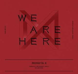 (Nonprofit) MONSTA X - WE ARE HERE