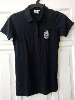 #CNY2019 preloved juventus authentic polo shirt