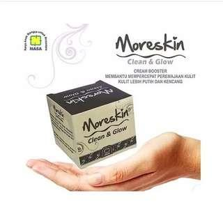 Moreskin Clean & Glow Nasa