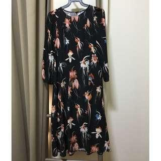 Brand New H&M Floral Dress
