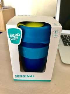 澳洲製造KEEPCUP 隨身咖啡杯(M)