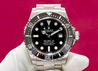 Sale/Trade: 2017 Rolex Sea-Dweller 4000 ( SD4K )