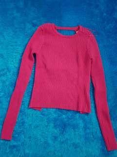 Zara knit. Lengan panjang.