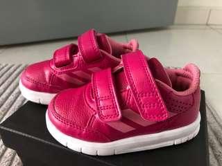 ADIDAS Pink Baby/Toddler Shoes