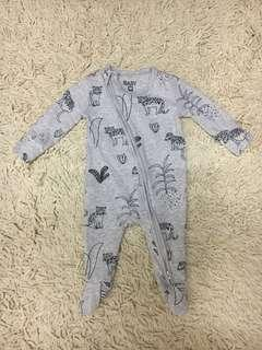 Cotton On Infant Sleepsuit size 0-3month