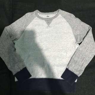 sweater crewneck uniqlo
