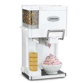 CNY SALES! Cuisinart Soft Serve Ice Cream Maker