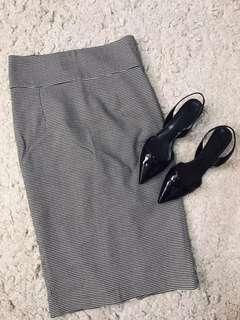 Zara High Waist Skirt